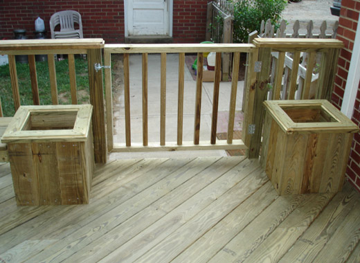 Custom Home Improvement Projects Fences Bridges Amp Walls