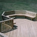 Custom Deck Benches Cary
