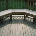 Deck Benches Cary NC