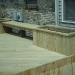 Built-In Deck Benches Cary NC
