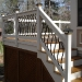 Raleigh Deck Stairs