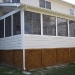 Custom Screen Porch Cary